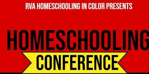 RVA Homeschooling in Color Conference