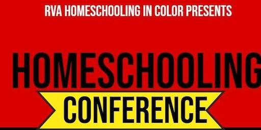 RVA Homeschooling in Color Conference