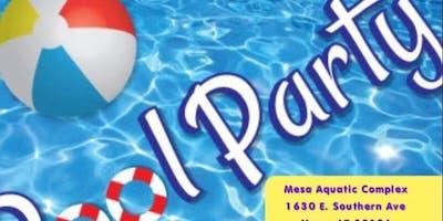 Little Einstein Preschool Pool Party
