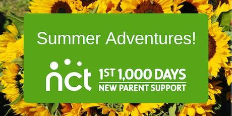 Summer Adventure #1: Pugneys tickets