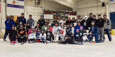 July 2019 SHE Girls Hockey Skate