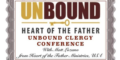 Unbound Clergy Conference with Matt Lozano OSCOTT COLLEGE