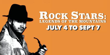 ROCK STARS: Legends Of The Mountains tickets