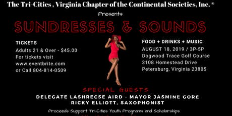Sundresses and Sounds Social tickets