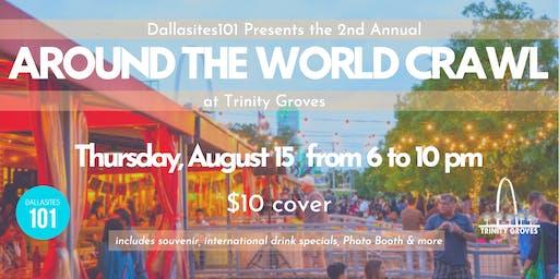 Around The World Crawl at Trinity Groves