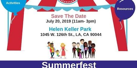 Free Summerfest Event ! tickets