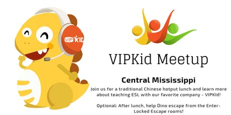 Central Mississippi VIPKid Meetup tickets