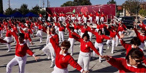 10th Annual Fitness Day and Health Fair in Rosemead, San Gabriel Valley