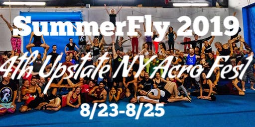 SummerFLY: Upstate NY Acro Fest 4th Edition