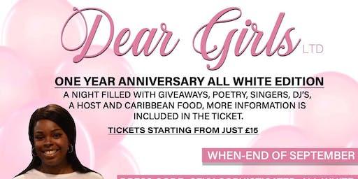 DEAR GIRLS LTD - ANNIVERSARY EVENT