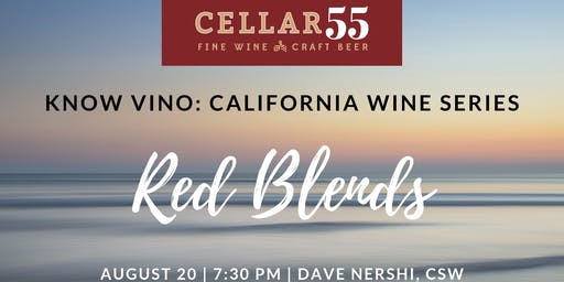 Know Vino -  California Red Blends