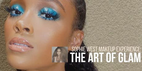 Sophie West Makeup Experience: The Art of Glam tickets