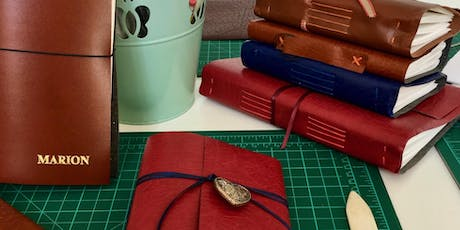 Introduction to Bookbinding Workshop tickets