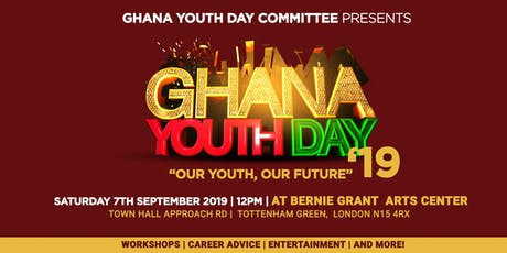 Ghana Youth Day 2019 tickets