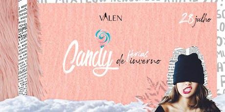 Candy | Férias de Inverno  ingressos