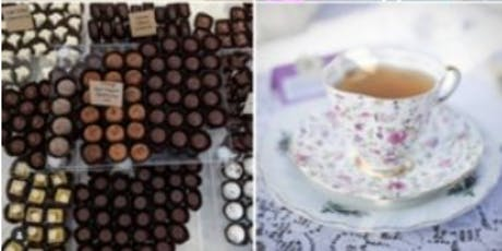 Afternoon Tea & Chocolate Tasting tickets