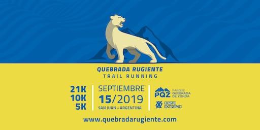Quebrada Rugiente Trail Running - III Edición