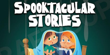 Spooktacular Storytelling and Book Launch tickets