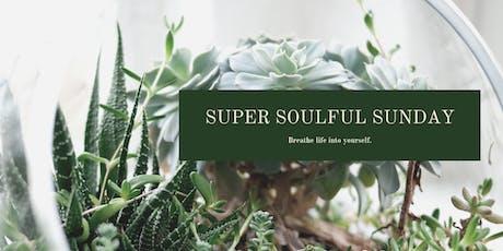 Super Soulful Sunday Jax tickets