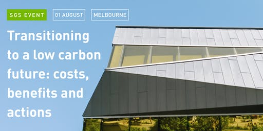 Transitioning to a low carbon future: costs, benefits and actions