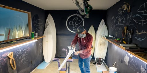 Surfrider Monterey presents: Building a More Sustainable Surfboard