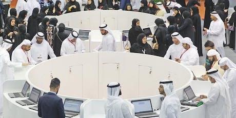 Virtual Dubai Job Fair 2019 tickets