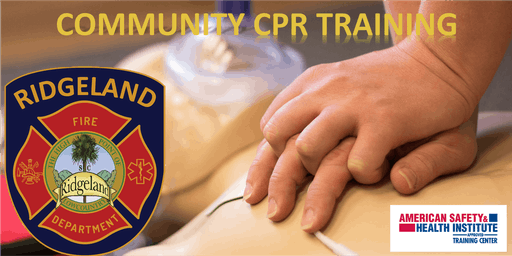 Community Based CPR, AED, and Basic First Aid Training