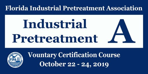 "Industrial Pretreatment ""A"" Course"