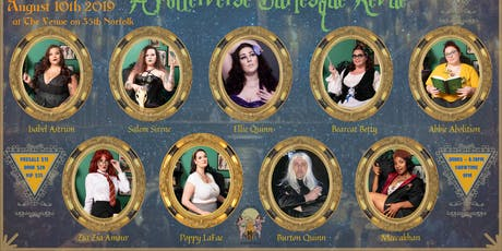 Transfigurations: A Potterverse Burlesque Revue tickets