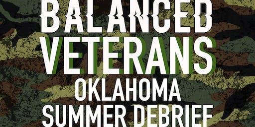 Balanced Veterans Summer Debrief