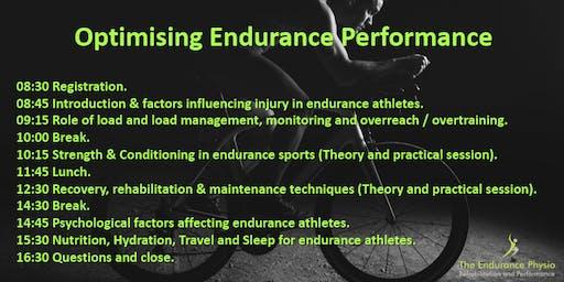 Optimising Endurance Performance Course
