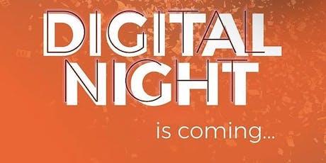 Digital Marketing Talk Night tickets