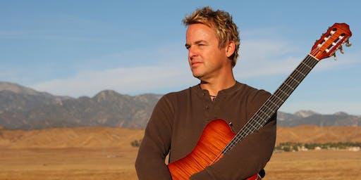 Carmel Guitar Society presents Steve Oliver