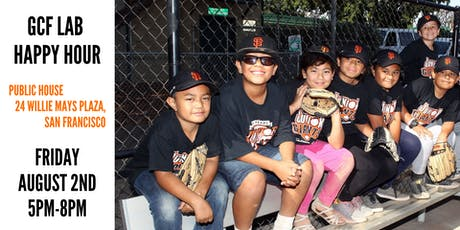 Giants Community Fund Lab Happy Hour tickets