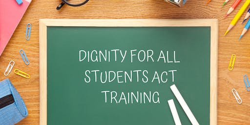DASA 6 hour certification class for social workers, coaches, and teachers
