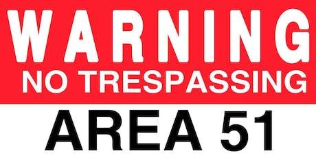 Area 51 Alien/Naruto Dress-code tickets