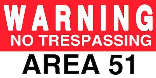 Area 51 Alien/Naruto Dress-code