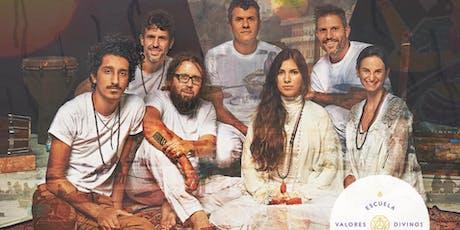 """Shakti Kirtan junto a Swami Shivananda: """"Cantos a la Divinidad"""" tickets"""