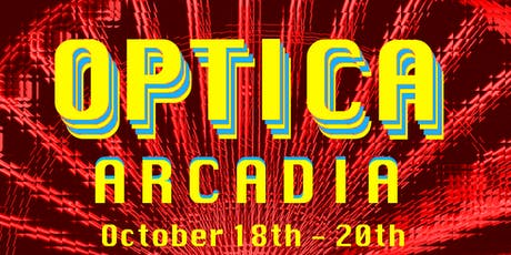Optica Arcadia: A Camping, Music, and Arts Festival tickets