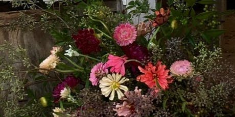 Sunday Flower Workshop at the Farm  tickets