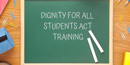 Dignity For All Students (DASA) Training