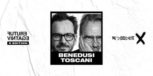 OLIVIERO TOSCANI & SETTIMIO BENEDUSI // Future Vintage Festival 2019