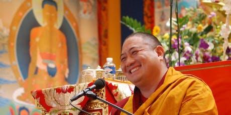 Shechen Rabjam Rinpoche tickets