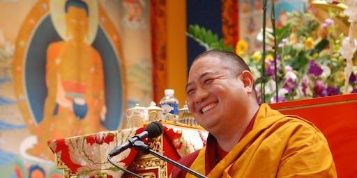 Shechen Rabjam Rinpoche
