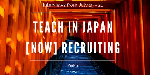 Teach English in Japan: Interview now with Japanese Co. Yaruki Switch