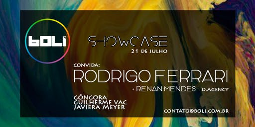 Boli, convida Rodrigo FERRARI! 21.07