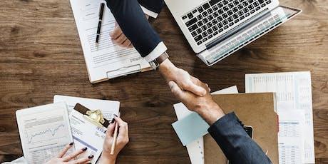 Empresário e Investidor: Uma Combinação de Sucesso ingressos