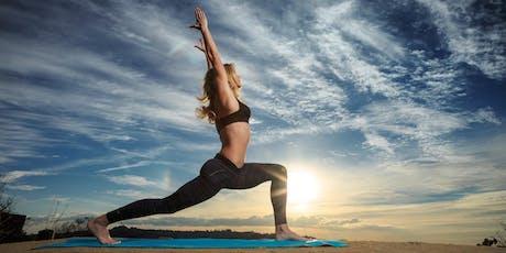 Saturday Morning: Free Vinyasa Yoga tickets