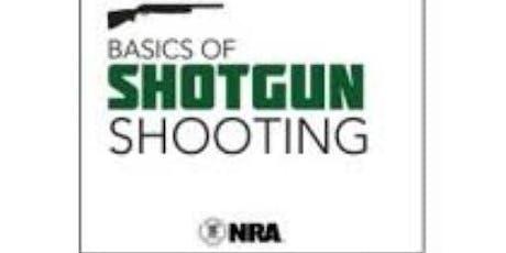 NRA Basic Shotgun Shooting Course tickets
