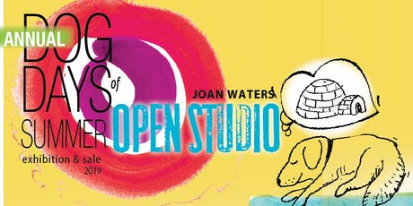 Dog Days of Summer Open Studio tickets